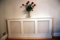 Painted Radiator cover.