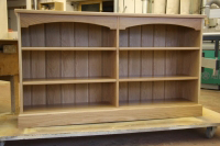 Decorative bookcase.