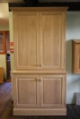 Image of Hand Built Oak Dresser